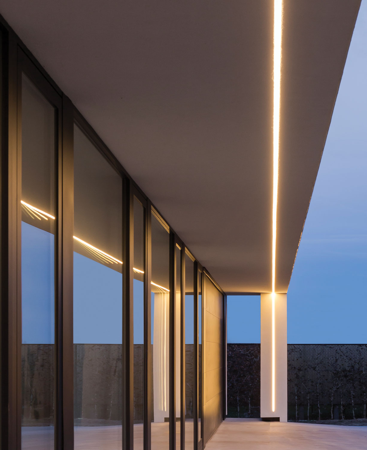 Private Residence Be Project Delta Light